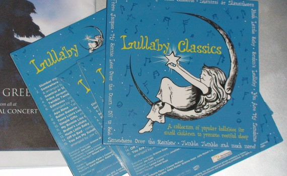 Lullaby Classics CD image